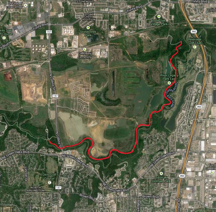 Trinity hike 2